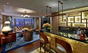 bar in living room design ideas 2018