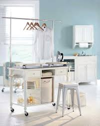 Laundry Room Storage Cart Laundry Room Storage Cart Sorrentos Bistro Home