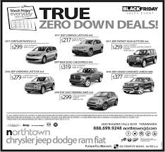 car ads 2017 friday sales event northtown chrysler jeep dodge tonawanda ny