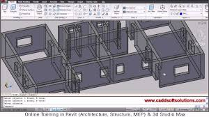 Home Design 3d Examples Autocad 3d House Modeling Tutorial 2 3d Home Design 3d