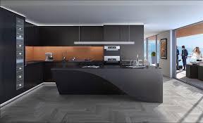 atemberaubende schwarze küchen design die dich dazu verleiten für