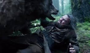 leonardo dicaprio speaks bear oscar winning