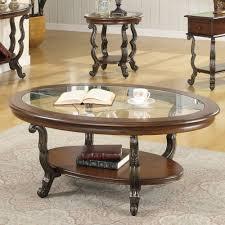 riverside ambrosia round coffee table set hayneedle