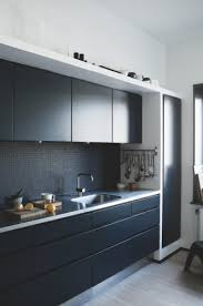 meuble de cuisine noir cuisine noir mat ikea meuble cuisine noir mat cuisine après