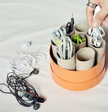 home hacks using everyday items to create more storage space at