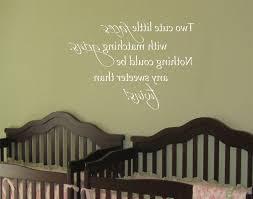 Vinyl Wall Decals For Nursery Baby Nursery Nursery Wall Quotes Ba Quotes Vinyl Wall Quotes For