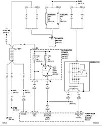 1990 dakota alternator wiring diagram wiring diagram simonand
