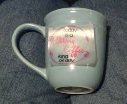 Types Of Coffee Mugs How Not To Make Custom Coffee Cups My Utter Failure Craft E