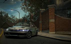 bmw m3 modified image carrelease bmw m3 gtr e46 street silver 2 jpg nfs world