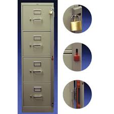 how to lock a filing cabinet without a lock lockable file cabinets file cabinet locking bars remodel ideas 2853