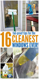 7 Quick And Easy Kitchen Cleaning Ideas That Really Work 16 Window Cleaning Tips For The Cleanest Windows Ever Cleaning