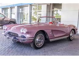 1962 corvette pics 1962 chevrolet corvette for sale classiccars com cc 811910