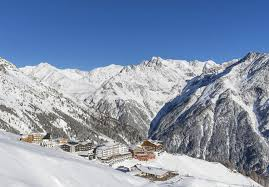 hochsölden exclusive holiday destination located directly in the