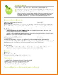 Teaching Objectives For Resume 7 Teacher Objectives Resume Mbta Online