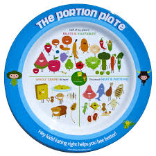 pediatrics study on portion plate size and children s
