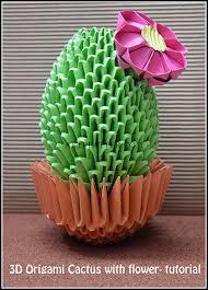 3d Origami Flower Vase Tutorial Modular Origami Archives Art Platter