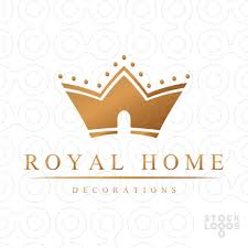 Home Decoration Logo Exclusive Customizable Logo For Sale Royal Home Decorations