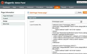 magento layout xml tutorial using layout update xml in magento freelance web development in