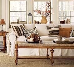 modern living room furniture ideas round ottoman table white