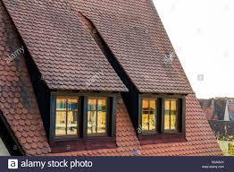 european house mansard dormer stock photos u0026 mansard dormer stock images alamy