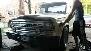 jeep gladiator 1967 jeep gladiator suspencion con espirales youtube