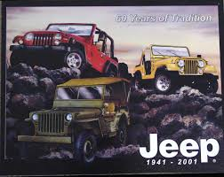 vintage jeep 60th anniversary jeep memorabilia getahelmet com