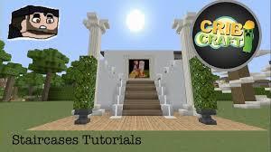 Minecraft Stairs Design Minecraft Staircase Design Home Furniture Design