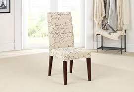 sure fit chair slipcover sure fit pique dining chair slipcover dining room ideas