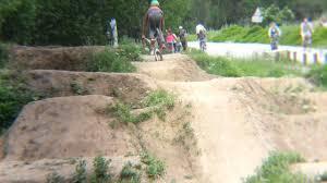 bmx lac de maine au dirt park youtube