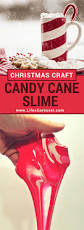 candy cane slime perfect sweet minty fun for the holidays