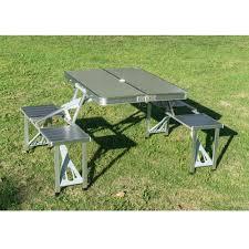 picnic table converts to bench aluminium folding picnic table cosco folding table picnic
