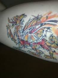 welsh red dragon welsh dragon tattoo designs peak styles