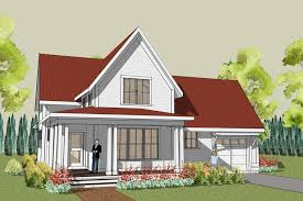 farmhouse plans with porches rear image of simple farmhouse plan with wrap around porch great