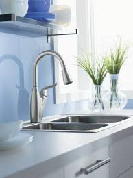 Moen Solidad Kitchen Faucet Moen 87559csl Solidad Single Handle Pulldown Kitchen Faucet