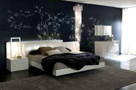 black and silver bedroom designs white high gloss doors and drawer