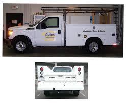 Ford F250 Utility Truck - cus2