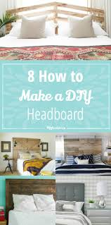 8 how to make a diy headboard tip junkie what are you missing