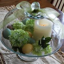 Easy Homemade Easter Table Decorations by Easy Diy Easter Creative Ideas