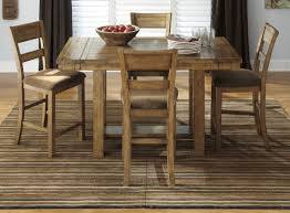 dining room ashley dining table cherry dining table ashley