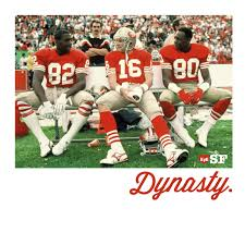 christmas gifts for 49ers fans 49ers dynasty tee eye heart sf need a last minute christmas gift