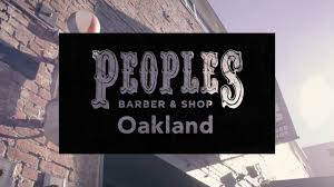 peoples barber oakland ca youtube