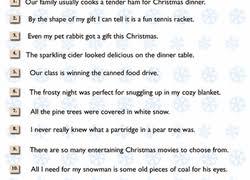 4th grade christmas worksheets u0026 free printables education com