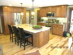 Kitchen Island With Table Seating Kitchen Island Table With 4 Chairs U2013 Snaphaven Com