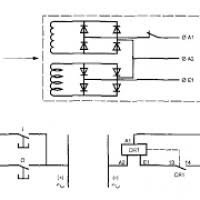pro tach single pole contactor wiring diagram pro wiring diagrams