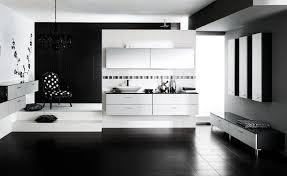 Salle De Bain Noir Et Blanc Design by Indogate Com Cuisine Marocaine Moderne