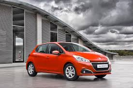 peugeot 208 red the new peugeot 208 is here auto trader south africa