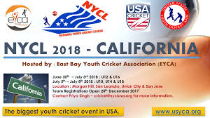 u15 schedule east bay youth cricket association