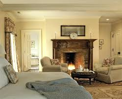 fireplace cozy fireplace in bedroom ideas house furniture