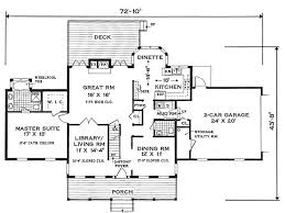 colonial house plans southern colonial 6990 3 bedrooms and 2 baths the house designers