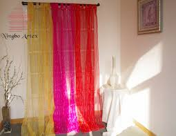 voile curtains striped promotion shop for promotional voile